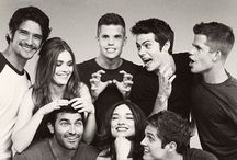 Teen Wolf / A board dedicated for MTV's show.