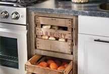 Custom Storage Ideas / Beautiful, practical ways to store life's necessities and make daily routines easy.