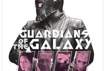Guardians of the Galaxy / A thief. Two thugs. An assassin. And a maniac.