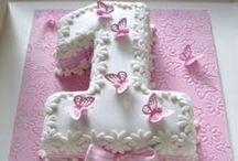Baby čisla- cake numeros