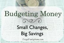 Budget is not a bad word / Looking for a proven way to #save money? The answer is: Budget