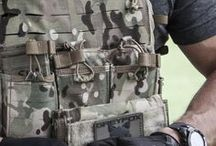 Tactical Gear / Collection of awesome tactical gear items designed for the Ops.