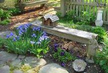 wohnen*leben*garten / Ideen Zimmer, Garten, Wohndeko, ...
