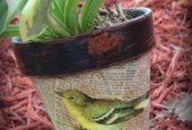 vasos de ceramica