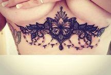 Tatts ❤
