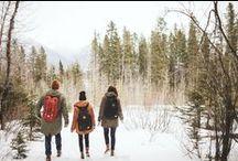 below zero // WILDHOOD / everything outdoors during winter time