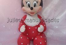 BABY  Minnie -Mikey