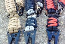 Cool Paracord / Paracord Bracelets and Paracord Items and How to