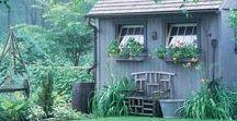小屋 / いつか建てたい自分だけの小屋の参考になるアイデア