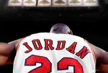 Michael Jordan / Michael Jordan the true Legend who will be never forgotten.