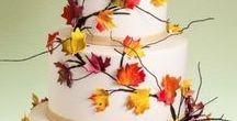 Jeseň- Autumn cake