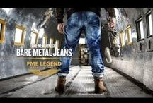 PME Legend Bare Metal Jeans / You have to expose your self to the unknown, let go to find freedom unlimited.