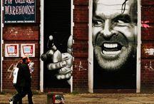Spray Paint / Urban Art / Graffiti, spray painting, street art, urban art
