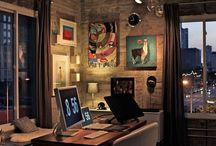Offices / Workspaces / Offices, Workspaces and Creative environments.