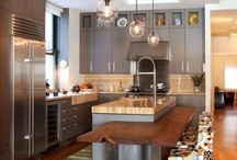 BHHSFPG Kitchens / Looking for a gourmet kitchen? Check out these intimate spaces that are perfect for entertaining or where anyone can feel comfortable just relaxing and taking in the  beautiful Florida views! Berkshire Hathaway HomeServices Florida Properties Group