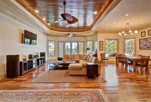 BHHSFPG Living Rooms / Check out these sensational living rooms accented by  uniquely designed features that capture all the  extraordinary Gulf and beach views that Florida has to offer! Berkshire Hathaway HomeServices Florida Properties Group