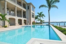 BHHSFPG Pools / Delightful outdoor spaces are found at every turn but certainly the centerpiece of Florida homes is the pool and spa area. Enjoy this sweet escape!