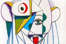 artistic expression / Art, etc. Open to interpretation.
