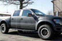 Vehicle Wraps, Pick-up Trucks / SUVs - Printed Pixel / Pick-up truck and SUV vehicle wrap portfolio by Printed Pixel, Inc.