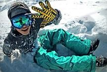 Snowboarding is life !