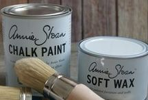 Painted furniture inspiration