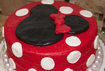 Birthday theme: Minnie