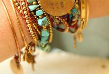 Bohemian gypsy traveller / Exotic outfits and ideas