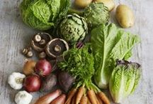 Healthy Food, Healthy Skin / What you put into your body can affect your skin, hair, and nails.