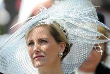 British Royal Family Fashion / Sartorial coverage of the British Royal Family