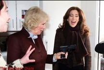 A Right Royal Laugh / Funny photos taken of the royal family.