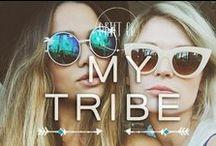 ↠ MY TRIBE ↞