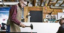 Blacksmith / blacksmithing