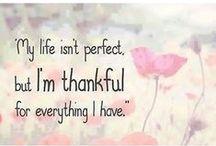 Grateful ♥