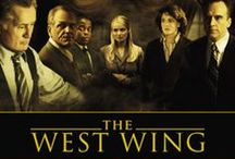 West Wing / The best written show ever to be on television  - West Wing.