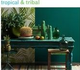 Tropical & Tribal | Ralston Styles