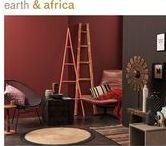 Earth & Africa | Ralston Styles