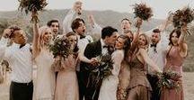 Hello May Bridal Parties