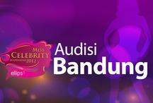 Bandung Audisi MiCel 2012  / Audisi Miss Celebrity Indonesia 2012 diadakan tanggal 1 dan 2 September 2012 bertempat di Bandung Indah Plaza.