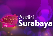 Surabaya Audisi MiCel 2012  / Audisi MiCel 2012 diadakan tanggal 1 & 2 September 2012 bertempat di Tunjungan Plaza 2 Surabaya.