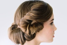 Hairstyles, makeup, etc. / by Maggie Mae TX