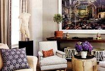 Dream Rooms / Interior Design / by Lau Niño
