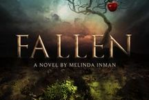 Fallen - The Beginning / The novel Fallen: Characters & Creation - In the beginning, God created the heavens, the earth, a man, and a woman.