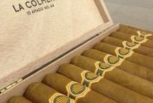 Cigars / Cigars brought to you by Warped. Blended and rolled in the authentic Cuban fashion.