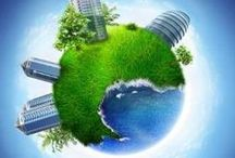 Environment Planet / Save the planet – change the world. What can we do to make our planet a better place to live?