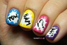 Paznokcie - Nails