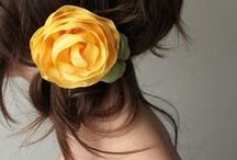 DeltaDawn / If you're going to SanFrancisco, be sure to wear some flowers in your hair. / by Ladybird@50