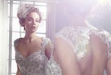 Wedding - Dresses / Collection of possible wedding dresses / by Macie Hummer