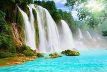 *Waterfalls*