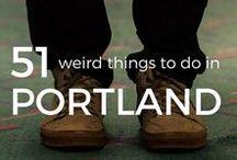 Portland Activities / Local activities in Portland Metro Area