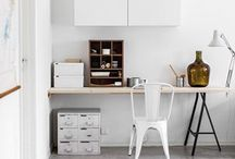 Offices + Creative Spaces / Inspiring Workspaces